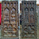 Medieval Benchend Symbols
