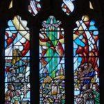 Stained Glass Pentecost 20th Century Braunton
