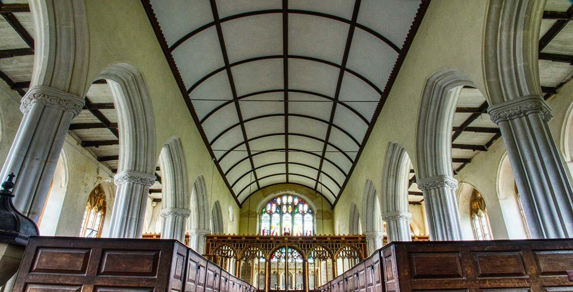 Torbryan Church Nave