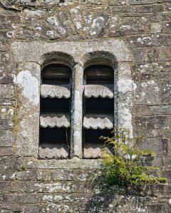 Belfry Window Medieval 15th Century Louvre Stone Stonework Huish