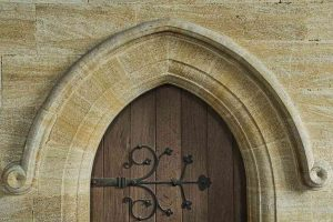 Door Arch Ham Stone GEStreet Interior Huish