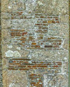 West Tower Stonework 15th Century Medieval Thrushelton