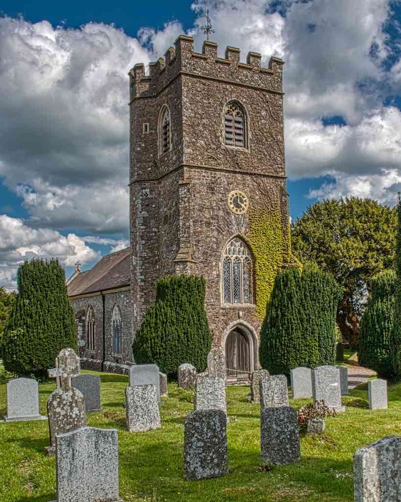 Stoodleigh Church tower needed an emergency grant, a main grant and expert advice. Enter the Devon Historic Churches Trust, ready to offer all three.