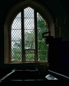Church Interior Window Nave Peace Light Gittisham