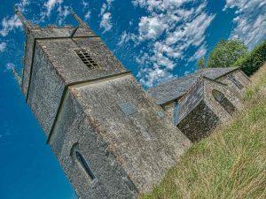 Church West Tower Exterior 18th Century Luffincott