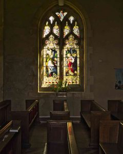 Window Pews Atmospheric Light Peace Stoodleigh