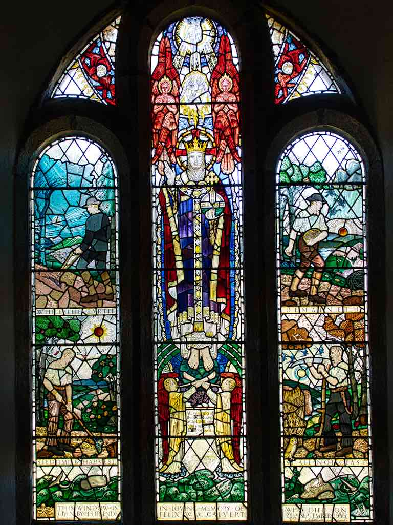 The 20th century Covenant Window