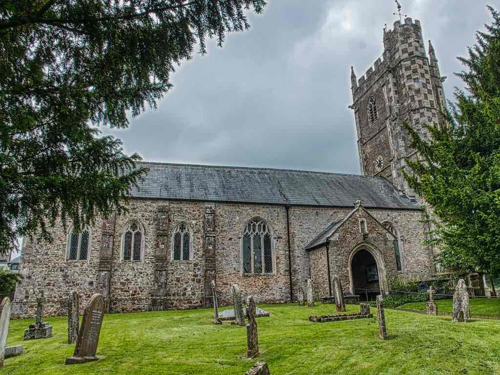Kentisbeare Church of St Mary, a stunning 14th/15th century church in East Devon
