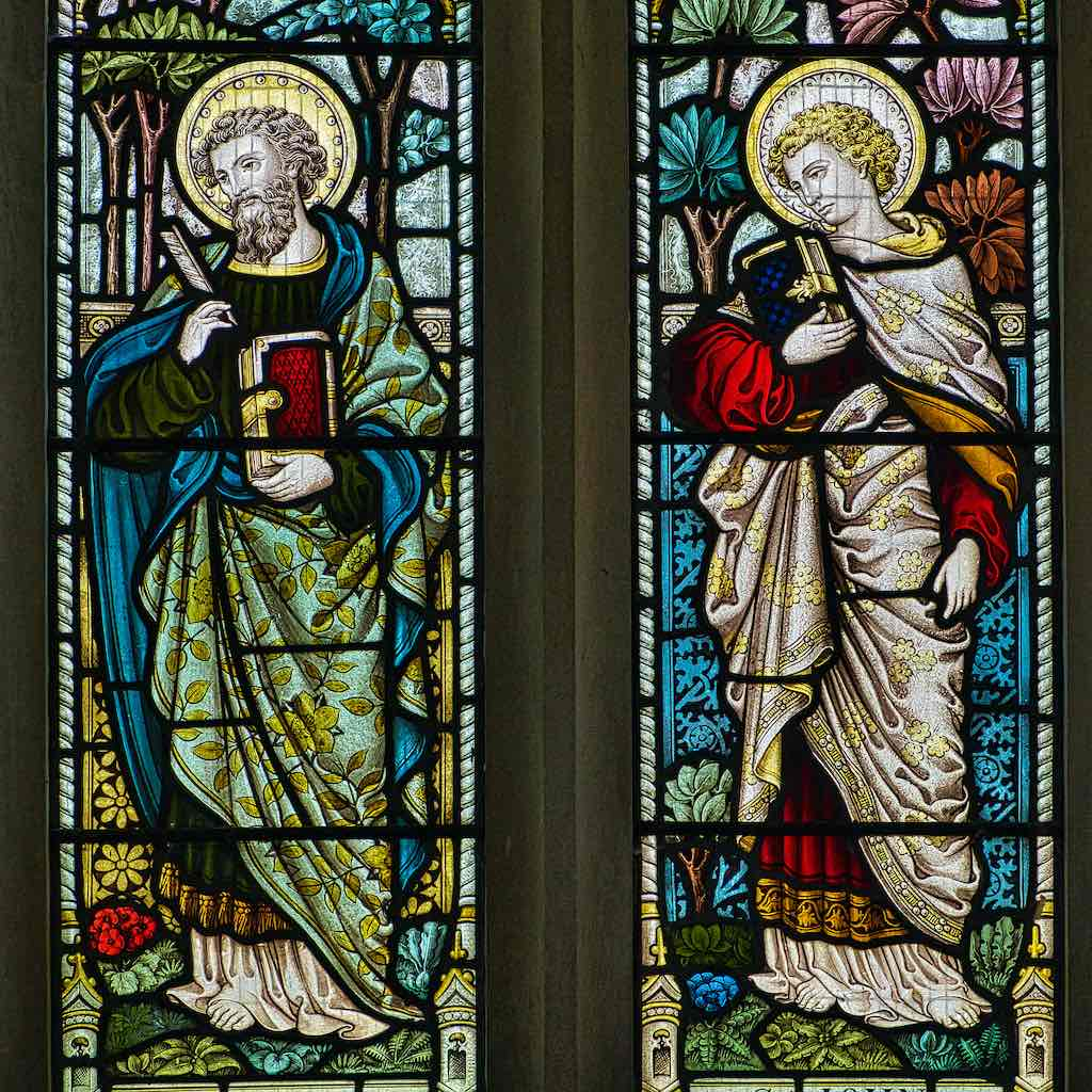 Good Victorian stained glass
