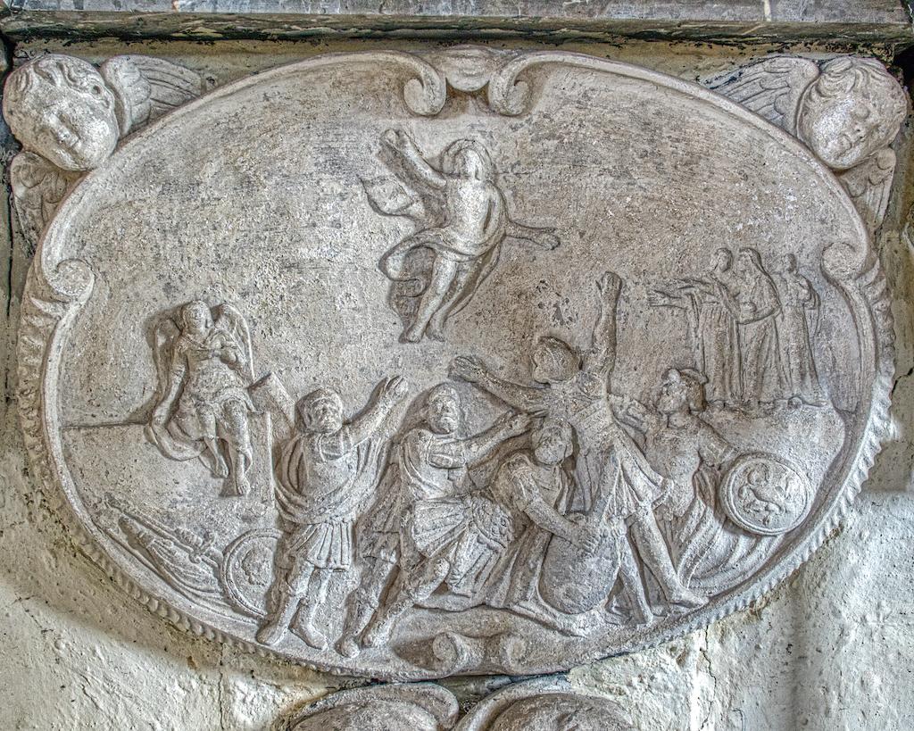 A fine Ascension scene, 1650-80