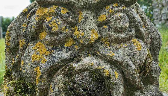 Gargoyle Stone Carving Plain 15th Century Medieval Burrington