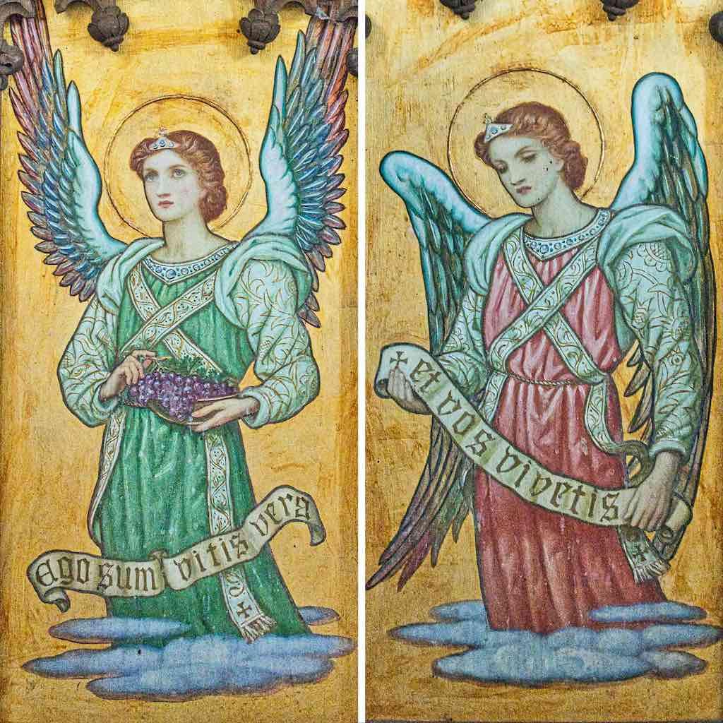 A charm of angels by Edward Fellowes Prynne