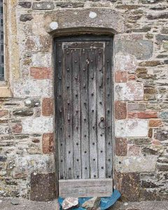 Door Stonework Knowstone