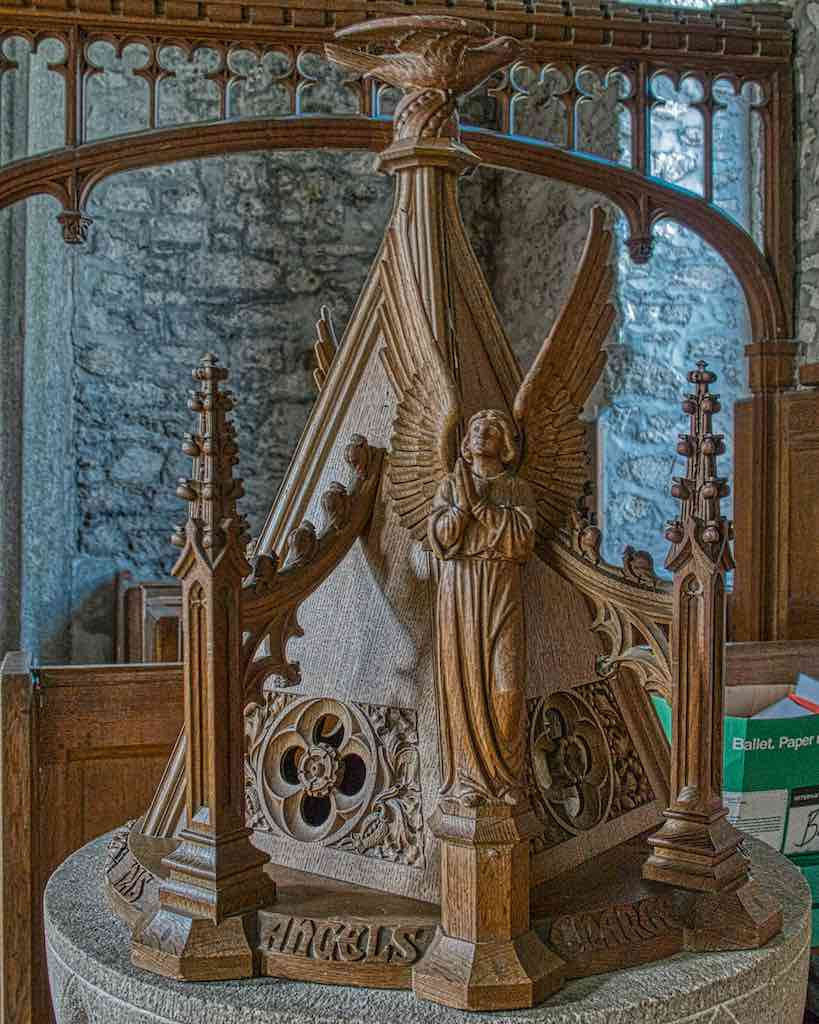 The 1930s font cover