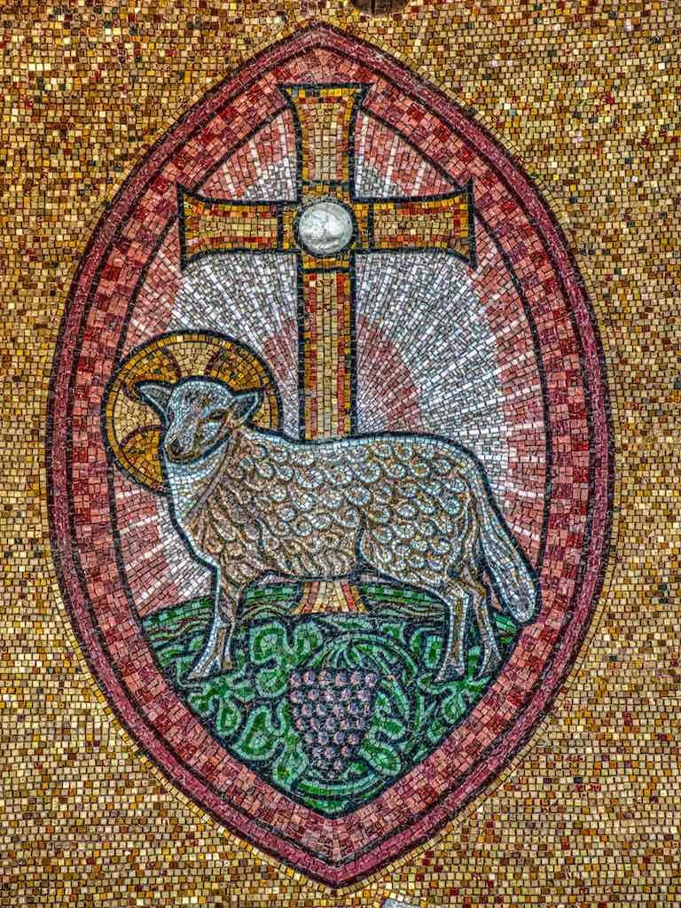 Christ as the Lamb