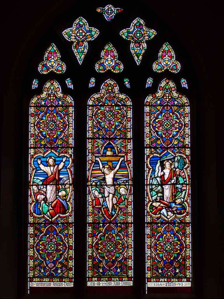 The Victorian East Window