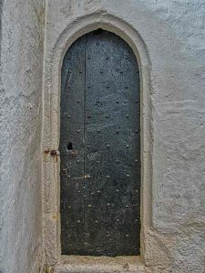 Door Tower 15th Century Medieval Dowland