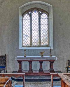 Sanctuary Altar East Window 15th Century Medieval Dowland.jpeg